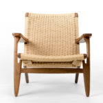 CH25 Chair By Hans J Wegner