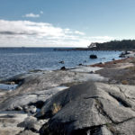 A Wonderful Day On Sandhamn Island