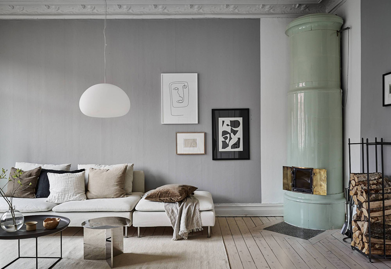 Image result for grey  interior