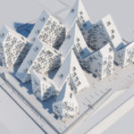The Isbjerget Housing Project