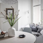 Sunshine And Neutrals In A Swedish Home