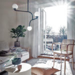 A Sunny Home With A Feminine Touch